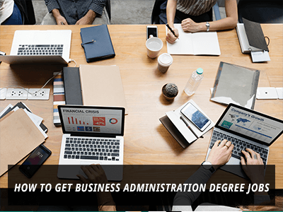Career in Business Administration
