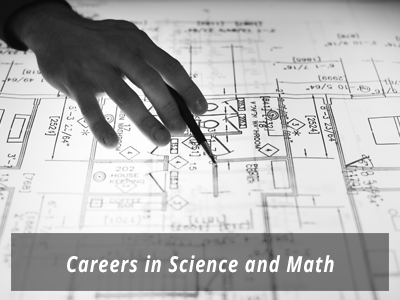 Career in Science and Math
