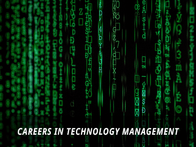Career in Technology Management