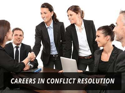Career in Negotiation and Resolution