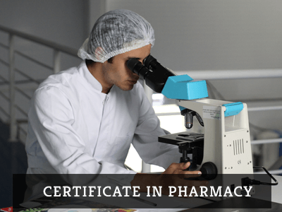 Certificate in Pharmacy