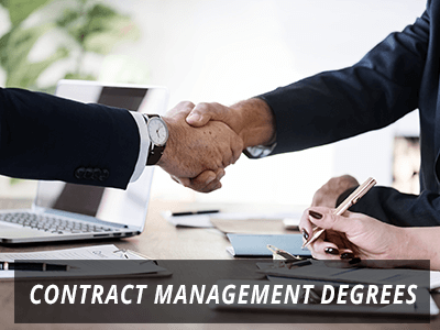 Contract Management Degrees