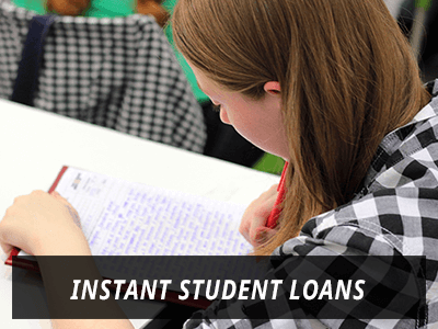 Instant Student Loans
