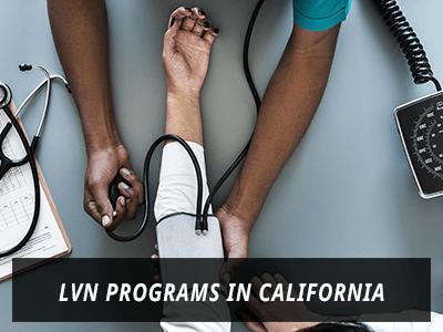 Lvn Programs In California