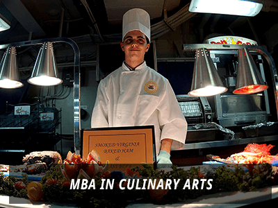 MBA in Culinary Arts