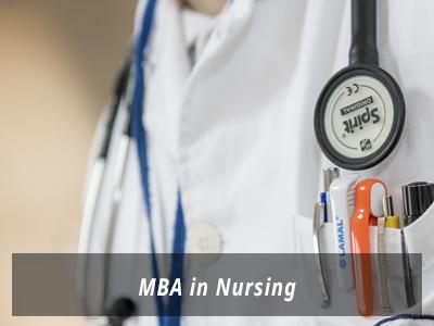 MBA in Nursing