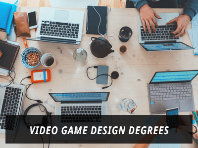 Video Game Design Degrees